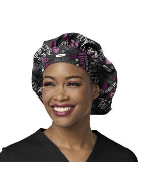 Love and Care Bouffant Scrub Cap