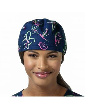 Spring Dream Scrub Cap