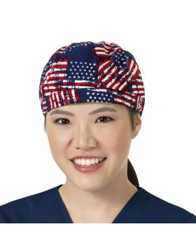 United We Stand Scrub Cap